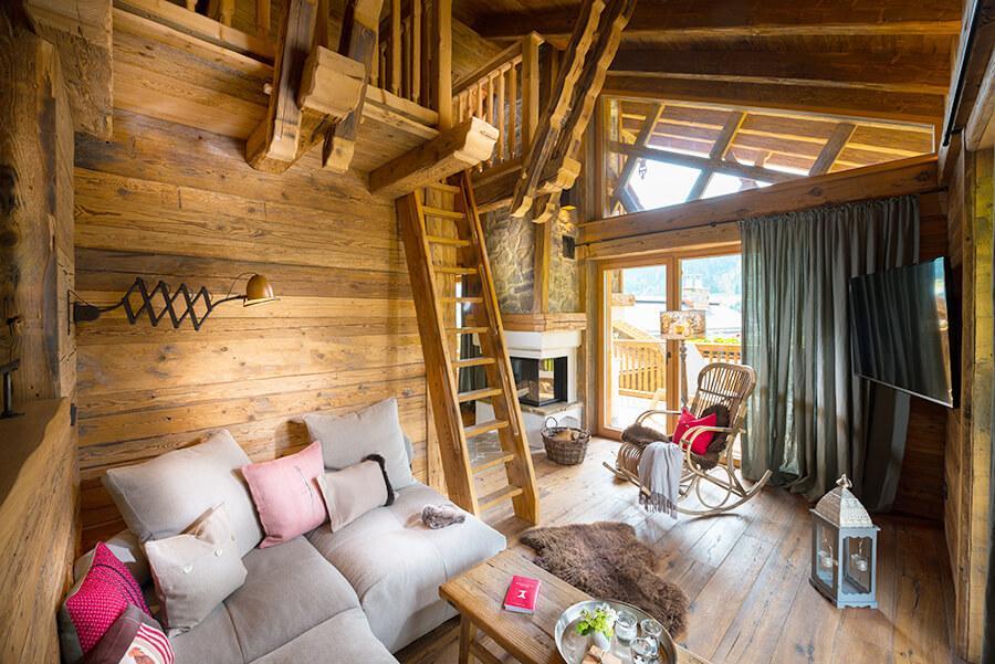 luxus chalets sterreich kuschelh tten proneben gut m hlbach am hochk nig. Black Bedroom Furniture Sets. Home Design Ideas