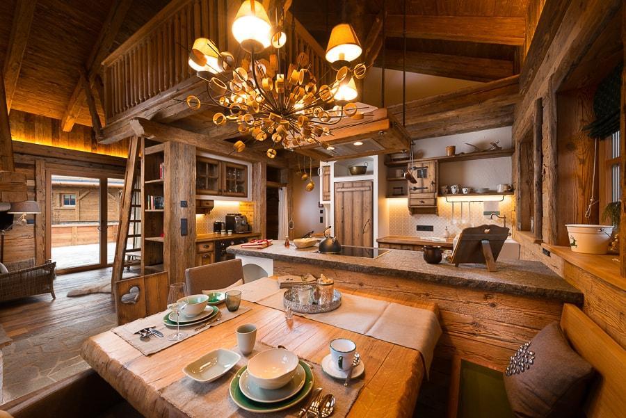 luxus chalets sterreich kuschelh tten proneben gut. Black Bedroom Furniture Sets. Home Design Ideas