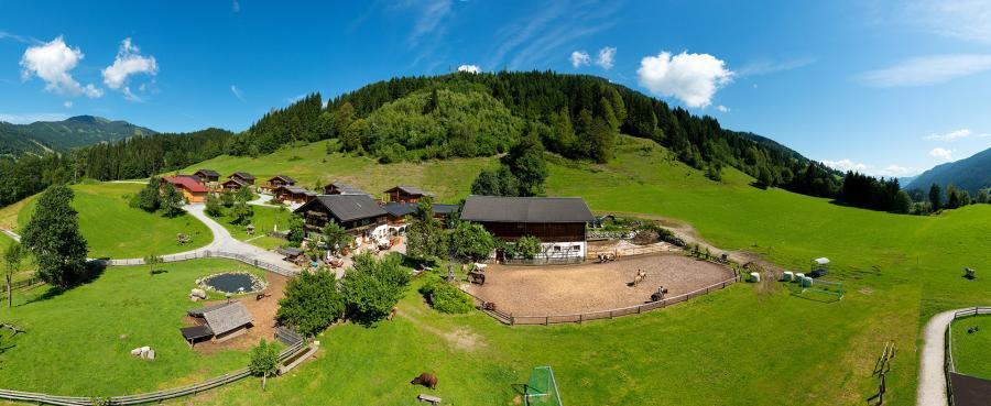 Bauernhofurlaub Österreich, Erlebnisbauernhof Proneben Gut, Mühlbach am Hochkönig