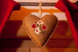Liebevolle Details in den Kuschelhütten