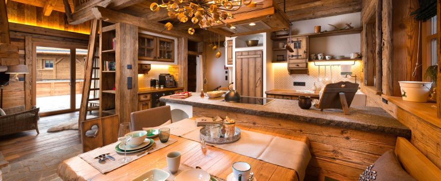 zirberl luxus chalet proneben gut m hlbach am hochk nig. Black Bedroom Furniture Sets. Home Design Ideas