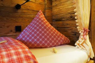 Stockbett im Kinderzimmer, Luxus Chalet