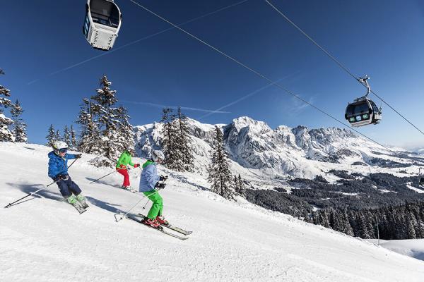 Chalet Urlaub im Skigebiet Hochkönig, Ski Amadè, 120 Pistenkilometer
