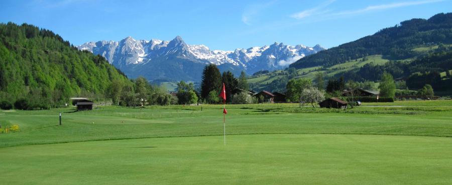 Golfplätze in der Nähe