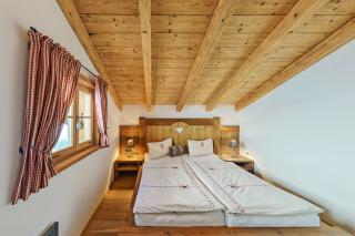 Proneben Gut Kuschelhütte 4 Herzen Schlafzimmer Obergeschoß