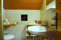 Badezimmer, Kuschelzimmer im Bauernhof, Erlebnisbauernof Proneben Gut