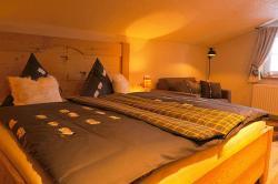 2. Schlafzimmer - Ferienwohnung Apfelbaum