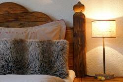 Detail Schlafzimmer Ferienwohnung Eseltraum