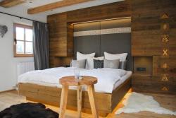 Schlafzimmer - Ferienwohnung Nesterl