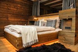 Zweites Schlafzimmer, Ferienwohnung Nesterl