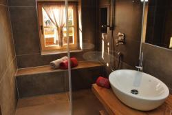 Badezimmer, Ferienwohnung Nesterl