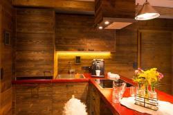 Küche - Ferienwohnung Nesterl
