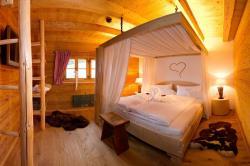 Romantik Himmelbett im Erdgeschoss - Süße Träume