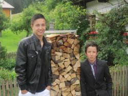 Jakob und Maxi