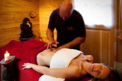 Massagen in der Kuschelhütte oder in der Relax Alm mit Erhard