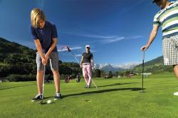 Golfplätze rund um den Hochkönig