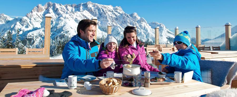 Familien Skiurlaub in Mühlbach am Hochkönig