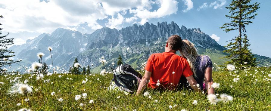 Sommerurlaub in Mühlbach am Hochkönig