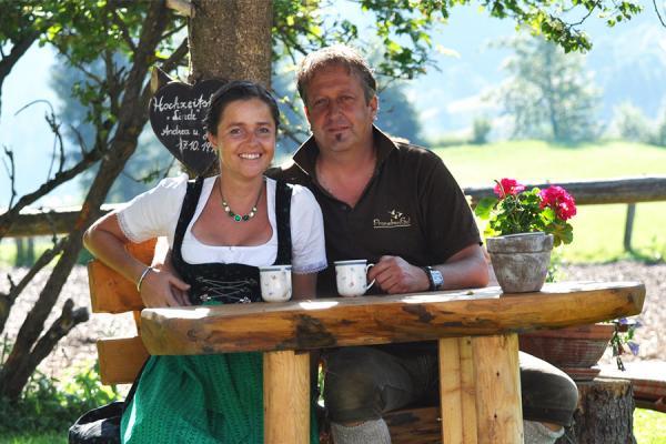 Jakob & Andrea, Familie Deutinger, Deine Gastgeber