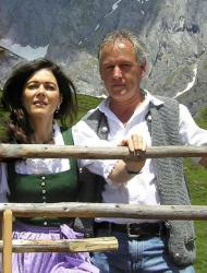 Unser Peter mit Anja Kruse