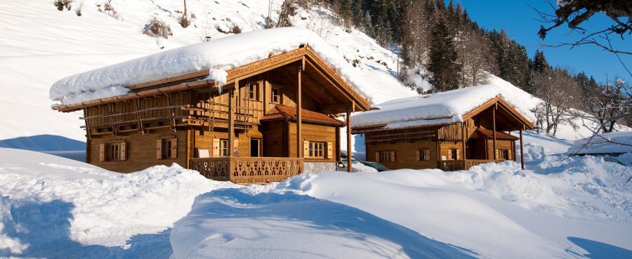 Winter, Kuschelhütten Premium 4 Herzen, Proneben Gut, Mühlbach am Hochkönig