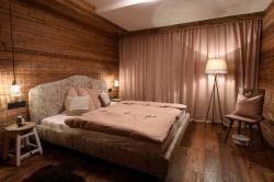 Schlafzimmer 2, 2 Personen | Luxus Chalet Oma Gretl