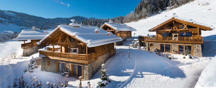 Panorama, Premium Kuschelhütten 5 Herzen, Luxus Chalets am Proneben Gut
