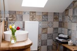 Neues Badezimmer, Ferienwohnung Eseltraumv