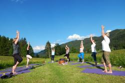 Yoga mit Sonja 1x in der Woche